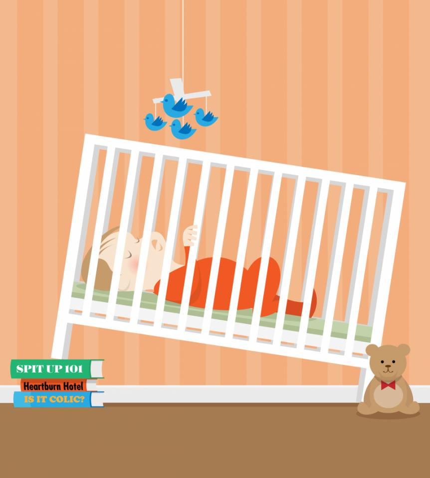 Tips On How To Get Baby To Sleep In Crib