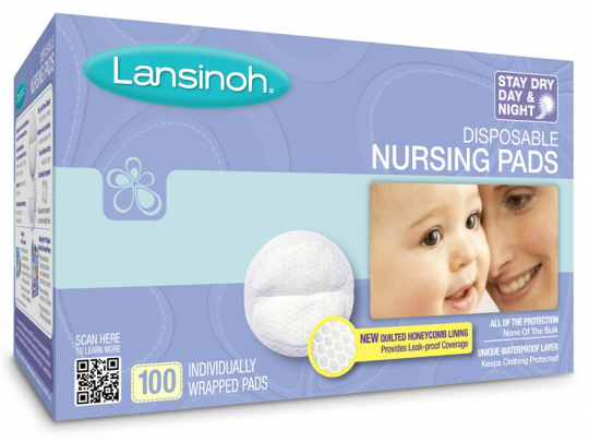0c10ccd614d Lansinoh Nursing Pads Product Review:
