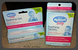 Hylands-Teething-Products
