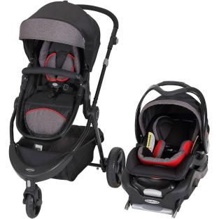 Baby Trend 1st Debut 3 Wheel Travel System Review