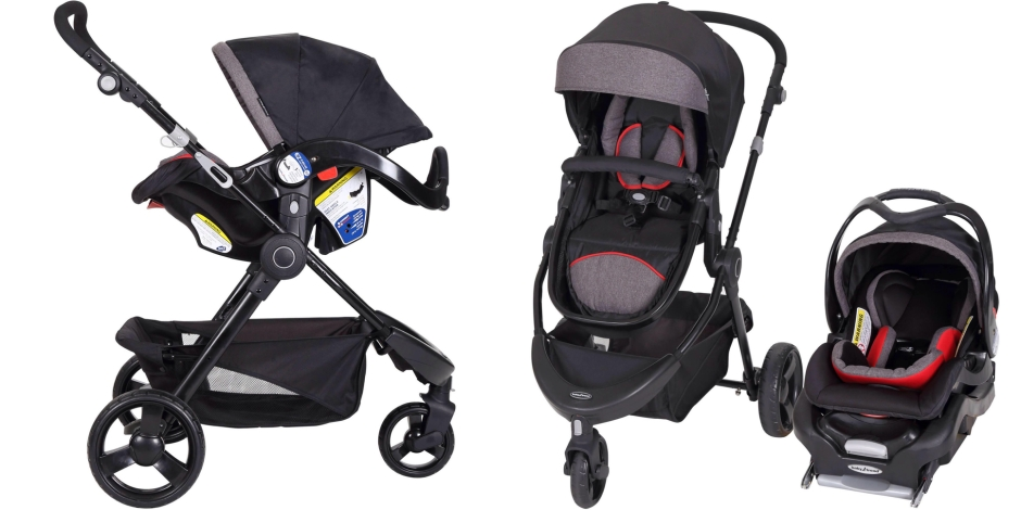Baby Trend 1st Debut 3-Wheel Travel System {Review} – BurritoBuzz
