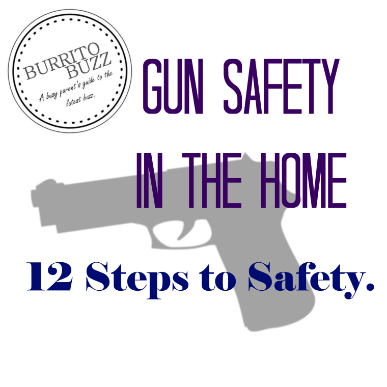 GunSafetyInTheHome