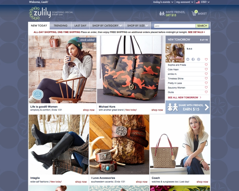 zulily-homepage_screenshot
