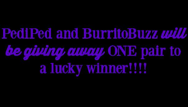 BurritoBuzz Pediped