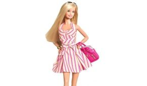 animated barbie childrens art